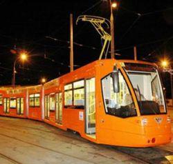В Москве построят 220 км линий скоростного трамвая
