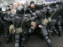 Милиция Санкт-Петербурга признала запрет Марша несогласных ошибкой