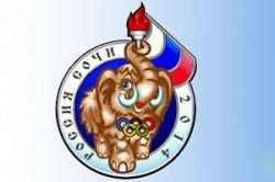 Потенциальный символ Олимпиады в Сочи – мамонтенок – станет героем мультсериала