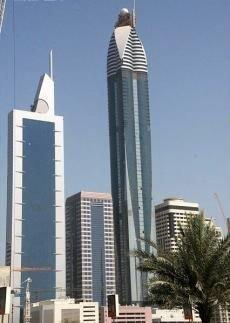 10 самых высоких отелей мира