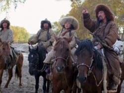 """Киноэпос \""""Монгол\"""" собрал за первый уикенд проката 2,7 млн долларов"""