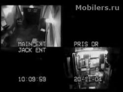 Призрак в метро (видео)