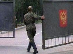Прапорщик застрелил командира части в Приволжско-Уральском военном округе