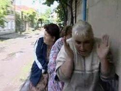 Интенсивная перестрелка в зоне южноосетинского конфликта