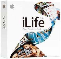 Apple выпускает обновления iLife: iPhoto 7.1, GarageBand 4.1, iMovie 7.1