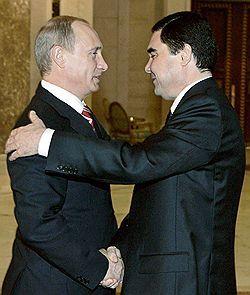 Туркмения повысит цену на газ для России до до $150 за тысячу кубометр