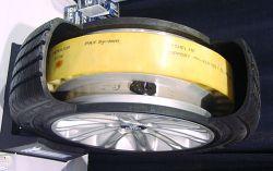 Новейшие изобретения в шинной индустрии