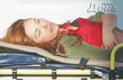 На Ярославском шоссе бандиты перерезали горло хозяйке «мерседеса»