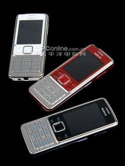 Nokia 6300 покрасили в другие цвета