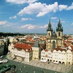 Появились необычно дешевые путевки в Прагу