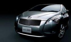 Toyota представила кроссовер Mark X ZiO1