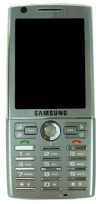 Samsung i550: начало российских продаж