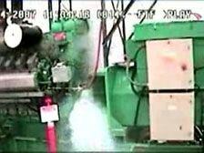 Хакер вывел из строя промышленную турбину