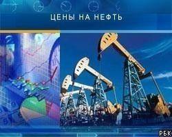 Цены на нефть вновь поднялись выше $82