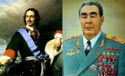 """Нам выберут одну модель президентства из двух: \""""Брежнев\"""" или \""""Петр Великий\"""""""