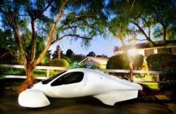 Автомобиль Aptera стал доступен для предзаказа (фото)