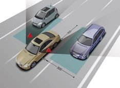 Mercedes-Benz разработал новую систему безопасности