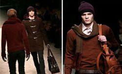 Осенние тенденции мужской моды