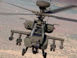 "Иракские боевики сбили американский \""Апач\"""