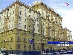 В посольстве США в Москве ищут бомбу