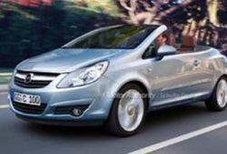 Opel работает над Corsa Cabrio