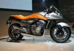 Новый концепт-байк от Suzuki