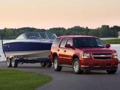 Гибридные Chevrolet Tahoe и GMC Yukon дебютируют в Техасе