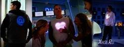Модные светящиеся майки от Philips (видео)