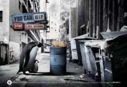 Подборка лучших рекламных постеров WWF  (фото)