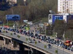 Транспортный коллапс в Москве неотвратим