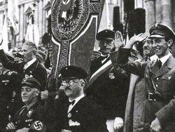 Гомосексуальные корни нацистской партии: часть I