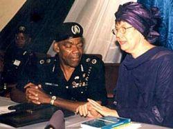 В Нигерии арестована подозреваемая в шпионаже американка