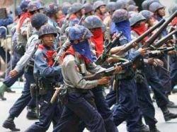 Убитых в Мьянме может быть больше официальных данных