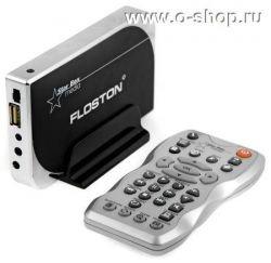 Контейнер для жесткого диска c функцией медиа-центра