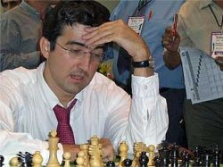 Владимир Крамник потерял титул чемпиона мира по шахматам