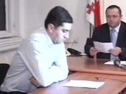 Экс-министр обороны Грузии приговорен к двухмесячному заключению