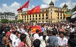 МИД Мьянмы: Волнения спровоцировали «иностранные элементы»