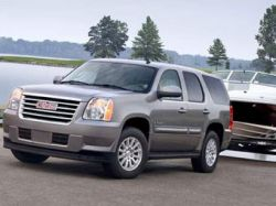 GM представит гибридные версии Chevrolet Tahoe и GMC Yukon