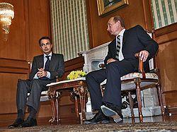 Президент России и премьер Испании поговорили на разных языках