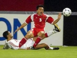 Китай претендует на футбольный чемпионат-2018