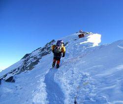 Все российские туристы спасены в Гималаях