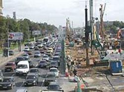 Реконструкция на Ленинградском шоссе будет завершена в 2009 году