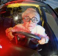 Британским водителям советуют не выделываться перед друзьями