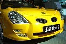 DongFeng D120 спорткар из Китая