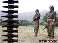 Нападение курдов в Турции: 12 погибших