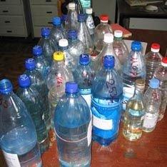 Пластиковые бутылки вызывают рак