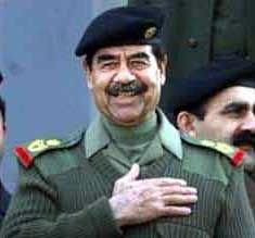 Личные вещи Саддама Хусейна будут проданы на интернет-аукционе