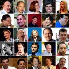 BusinessWeek назвал 25 самых влиятельных людей интернета
