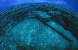 Японская Атлантида входит в историю с подводными камнями