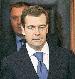 """Медведев не намерен идти в депутаты Госдумы от \""""Единой России\"""""""